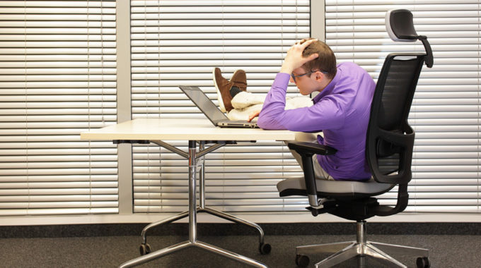 Posture In The Workplace