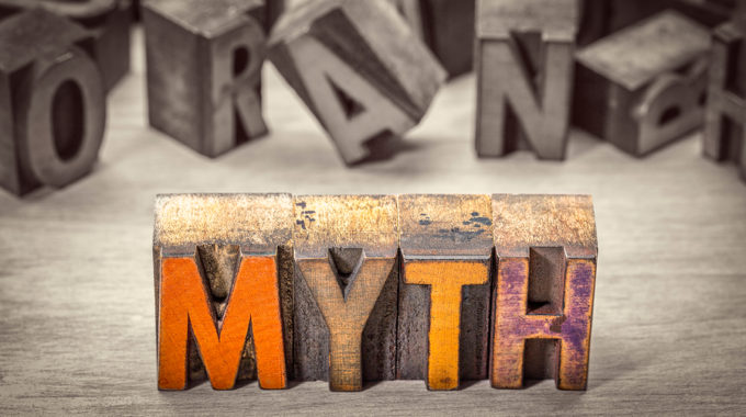 Physio Myths